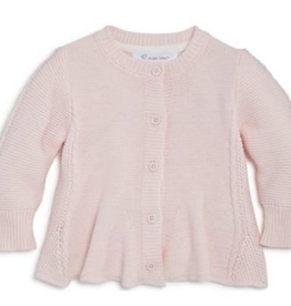 Angel Dear Cardigan Pink 0/3-6/12M