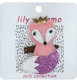 Lily & Momo Friendly Fox Clip