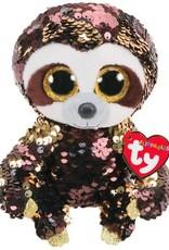 "Ty Dangler Sequin Sloth 6"""