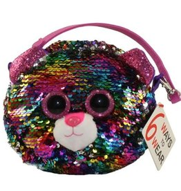 Ty Dotty Sequin Purse