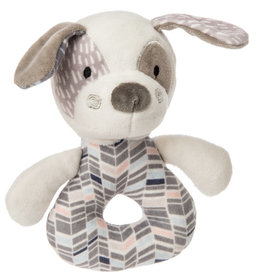 Mary Meyer Decco Pup Rattle