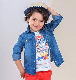Boys Denim Shirt 2