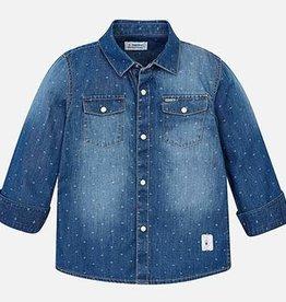 Boys Denim Shirt 8