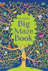 Usborne The Big Maze book