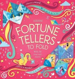 Usborne Fortune Tellers to Fold book