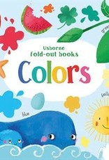 Usborne Colors Fold Out Board Book