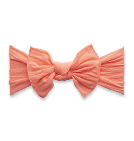 Baby Bling Bow Knot Bow Coral