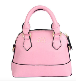 Mila & Rose Purse Ballet Pink