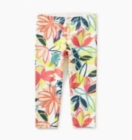 Tea Collection Big Blooms Leggings 9/12M