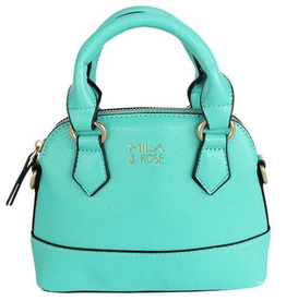Mila & Rose Purse Green
