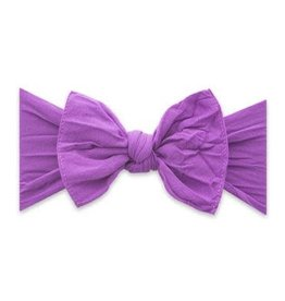 Baby Bling Bow Knot Bow Grape