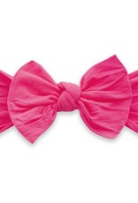 Baby Bling Bow Knot Bow Neon Pink