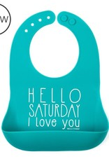 Bella Tunno Saturday Love Wonder Bib