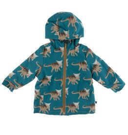 Kickee Pants Raincoat Kosmoceratops 2T
