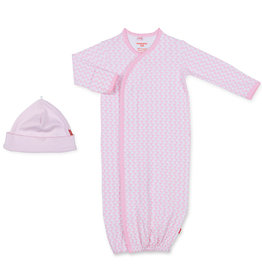Magnetic Me Gown Set All Heart NB