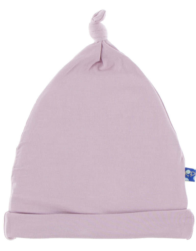 Kickee Pants Knot Hat Sweet Pea NB/3M-3/12M