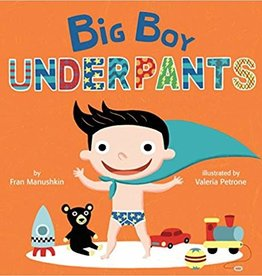 Random House Publishing Big Boy Underpants Board book