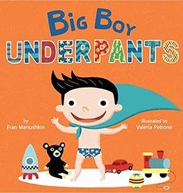 Random House Publishing Big Boy Underpants Board book