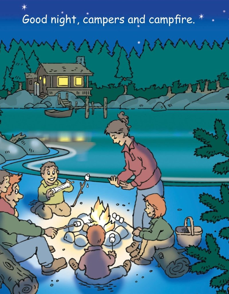 Random House Publishing Good Night Lake