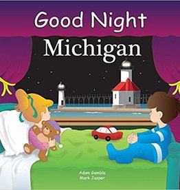 Random House Publishing Good Night Michigan