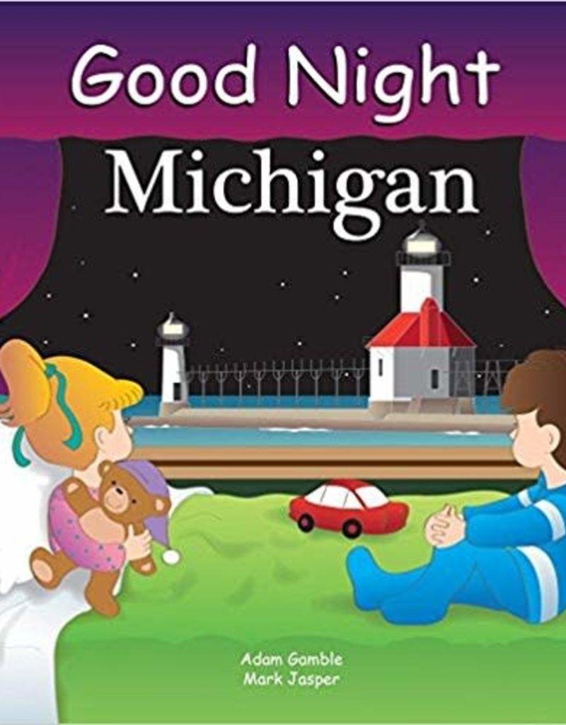 Random House Publishing Good Night Michigan