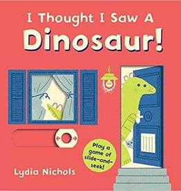 Random House Publishing I Thought I Saw A Dinosaur!