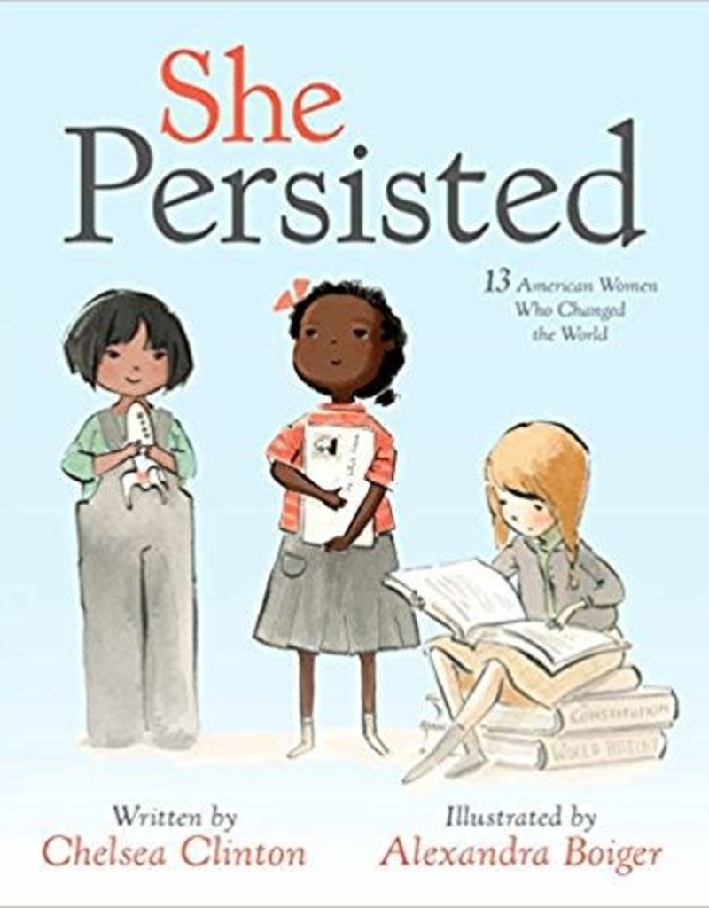 Random House Publishing She Persisted