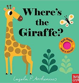 Random House Publishing Where's the Giraffe?