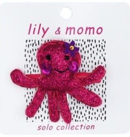 Lily & Momo Ollie Octopus Clip