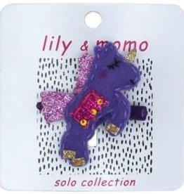 Lily & Momo Magic Unicorn Hairclip