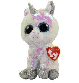 """Ty Diamond Sequin Unicorn 13"""""""