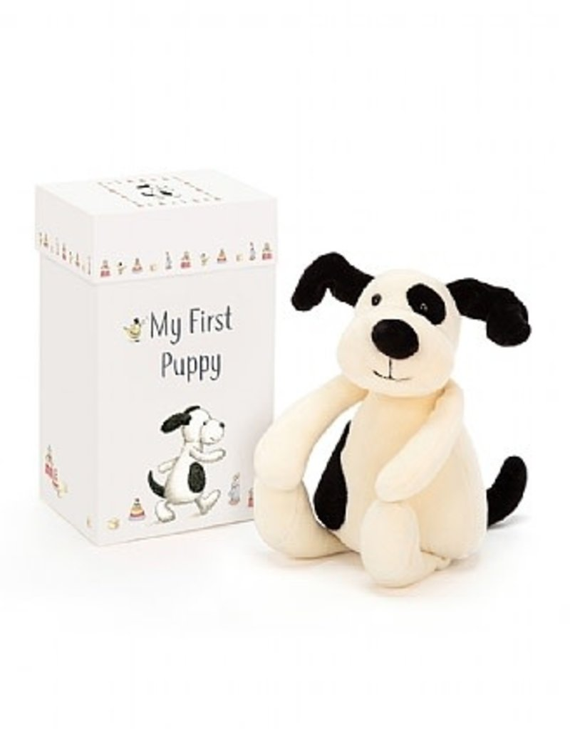 Jellycat My First Puppy Gift Box