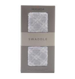 Newcastle Swaddle Glacier Grey