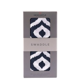 Newcastle Swaddle Moraccan Blue