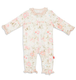 Magnetic Me In Full Bloom Coverall 6/9M, 9/12M
