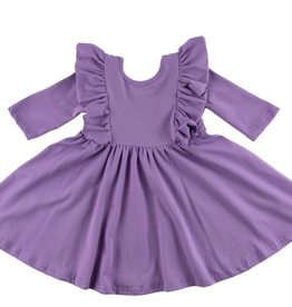 Mila & Rose Ruffle Twirl Dress 3T