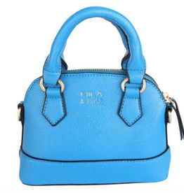 Mila & Rose Purse Blue-tiful Blue