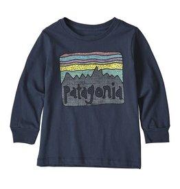 Patagonia Organic Tee 6/12, 12/18M