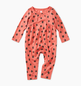 Tea Collection Paneled Romper 12/18M