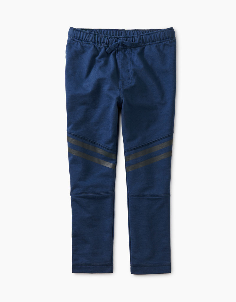 Tea Collection Speedy Stripe Pants Nightfall 2-4T