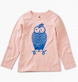 Tea Collection Skater Owl Tee 8