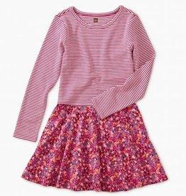 Tea Collection Skirted Dress 2-4T