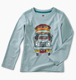 Phool Patti Bus Graphic Tee 2T