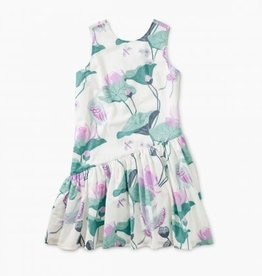 Asymmetrical Skirted Dress 14, 16
