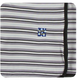 Kickee Pants Swaddle India Pure Stripe