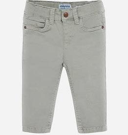 Mayoral 5 Pocket Slim Pant 12M, 18M