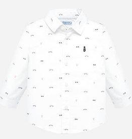 Mayoral Dress Shirt 12M, 18M