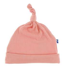 Kickee Pants Knot Hat Blush