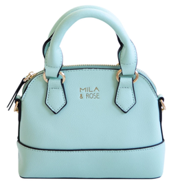 Mila & Rose Purse Mint Girl's