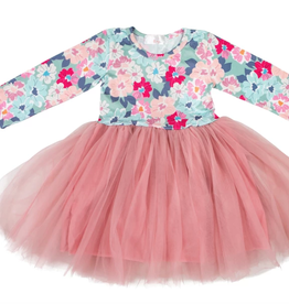 Mila & Rose L/S Tutu Dress  12/24M